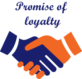 A Promise of Loyalty.