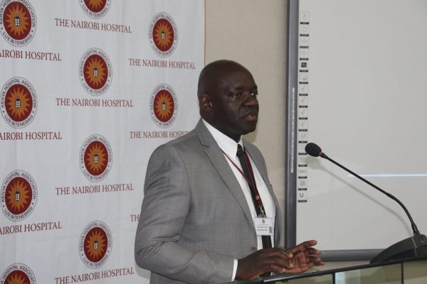 Nairob hospital CEO