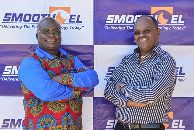 Smoothtel & Data Solutions CEO and COO