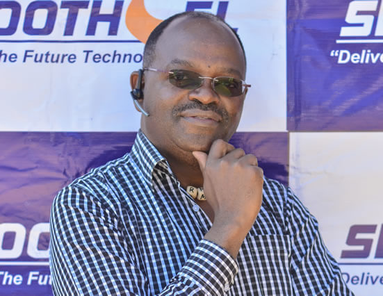 Smoothtel & Data Solutions CEO
