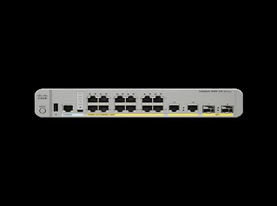 LAN Digital Building Switches