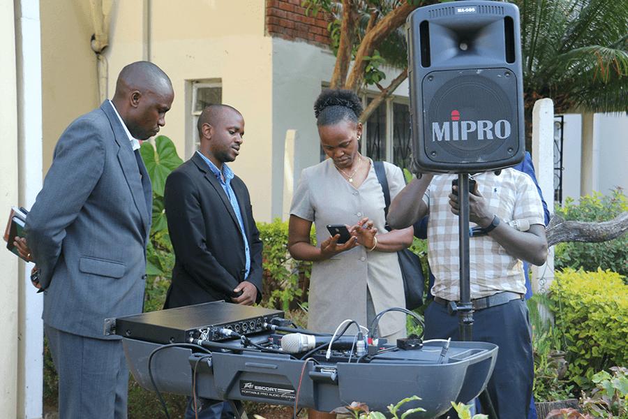 Mipro PA system kenya