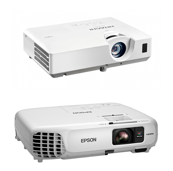 epson hitachi projector