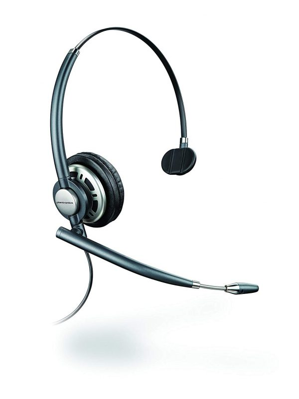 Plantronics EncorePro HW710 QD Headset (78712-102)