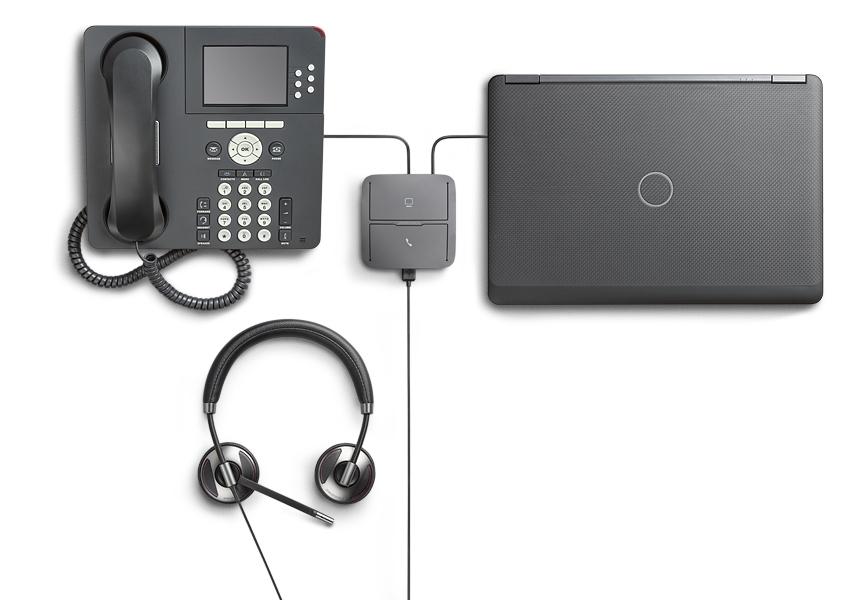 Plantronics Blackwire C-720-M USB Headset 87506-11