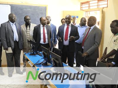 ncomputing installations