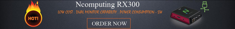 Banner strip RX300 hot
