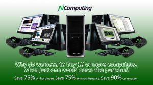 Image of Ncomputing in Kenya