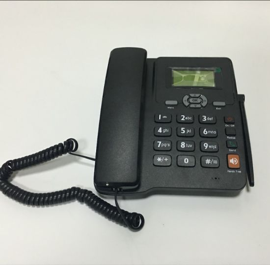 Dual-SIM-GSM-Fixed-Wireless-Desk-Phone