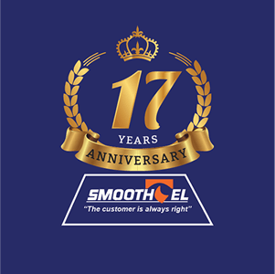 smoothtel 17th anniversary