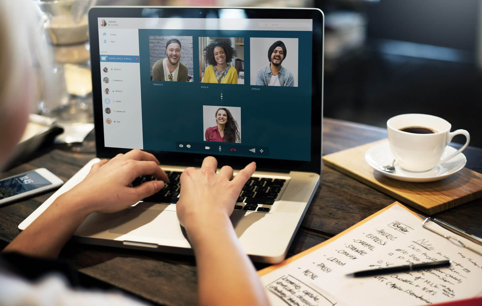 10 tips to set up your home office for video conferencing