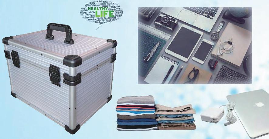 UV-C disifection box