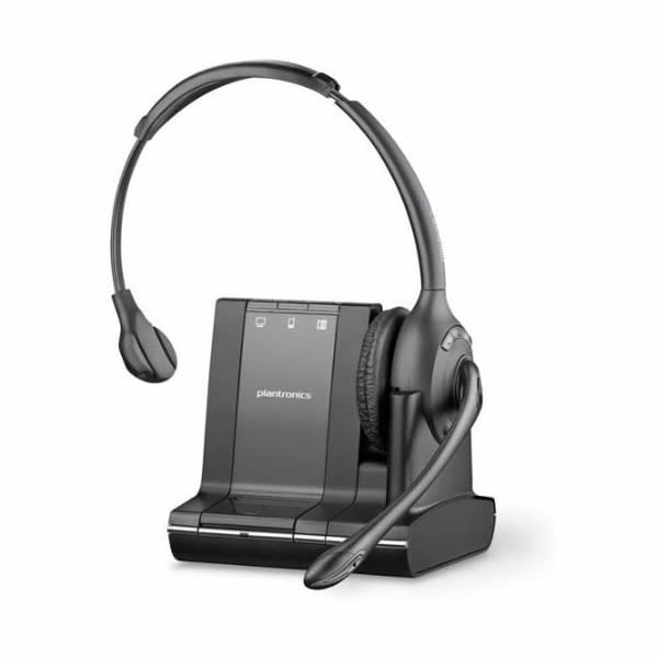 Plantronics Savi 710-M 3-in-1 Wireless Headset