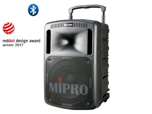MA-808 Portable Wireless PA System 1