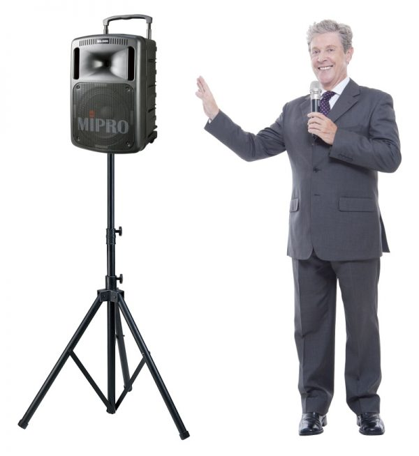 MA-808 Portable Wireless PA System 4